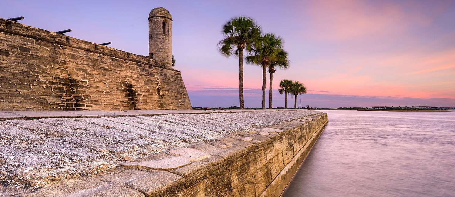 EXCITING ST. AUGUSTINE, FL ATTRACTIONS ARE NEARBY