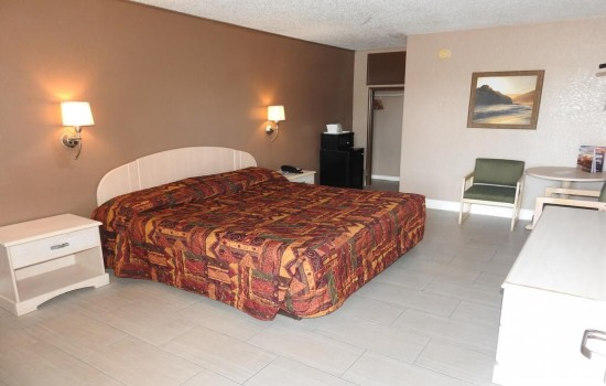 Welcome To Sunset Inn St Augustine - Accessible King Room